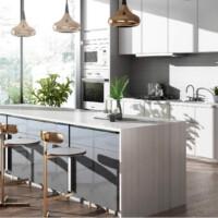 Solid Surface Kitchen Countertop Custom Countertops Mikes Countertop Shop Sudbury Ontario